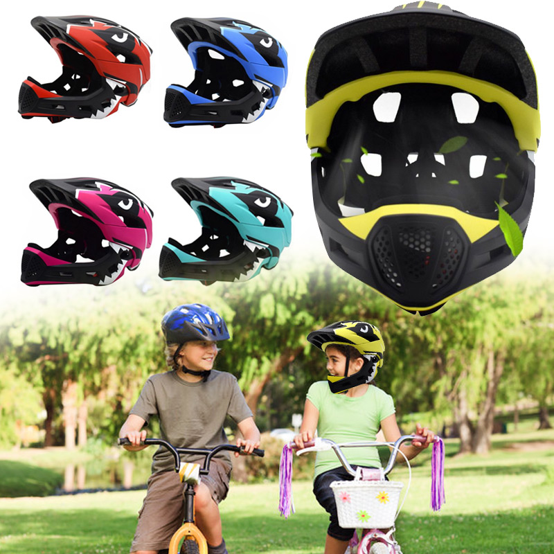 Clever Cycling Helmet Safety Helmet Creativity Children's Helmet Anti-vibration Removable Children Cartoon Cute Full Face Comfortable Relieving Rheumatism