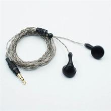 ISN ses Rambo dinamik sürücü HiFi Audiophile kulaklık kulakiçi (3.5mm ses/2.5mm dengeli)