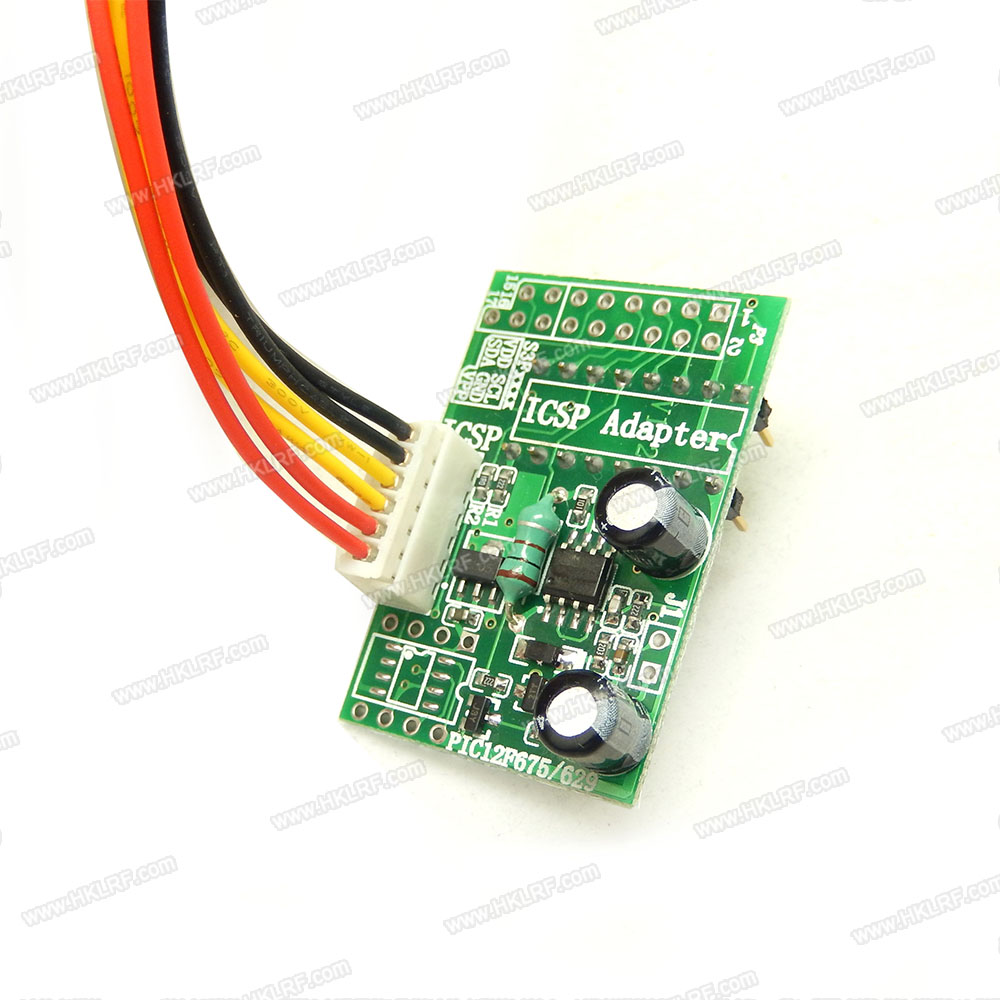 Image 5 - RT809F Set Universal EPROM FLASH VGA ISP AVR Programmer+6 Adapter Socket-in Integrated Circuits from Electronic Components & Supplies