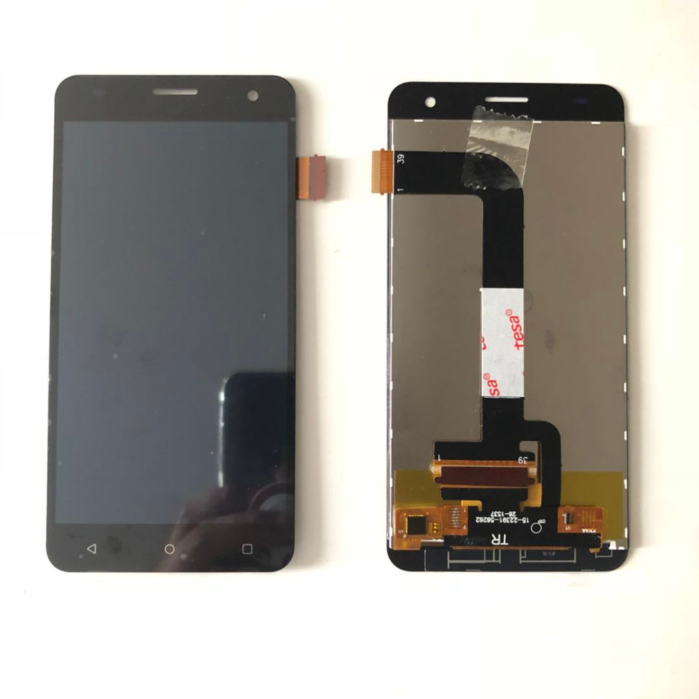LCD Display+Touch Screen For Fly FS504 Cirrus 2 Glass Digitizer Assembly FS 504 Black&white 960*640 5inch Phone
