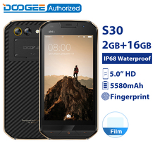 DOOGEE S30 IP68 Waterproof Smartphone 5.0