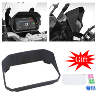 Sun Visor Instrument Hat for BMW R1200GS ADV R1250GS for Adventure F750GS F850GS ADV C400X 2018 ON Cover Protection Parts