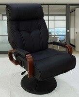 Pokój dzienny Sofa Fotel 360 Obrotowa Wyciąg Krzesełkowy Foteli dla Starszych Nowoczesny Wielofunkcyjny Składany Domu Krzesło Biurowe Skórzane