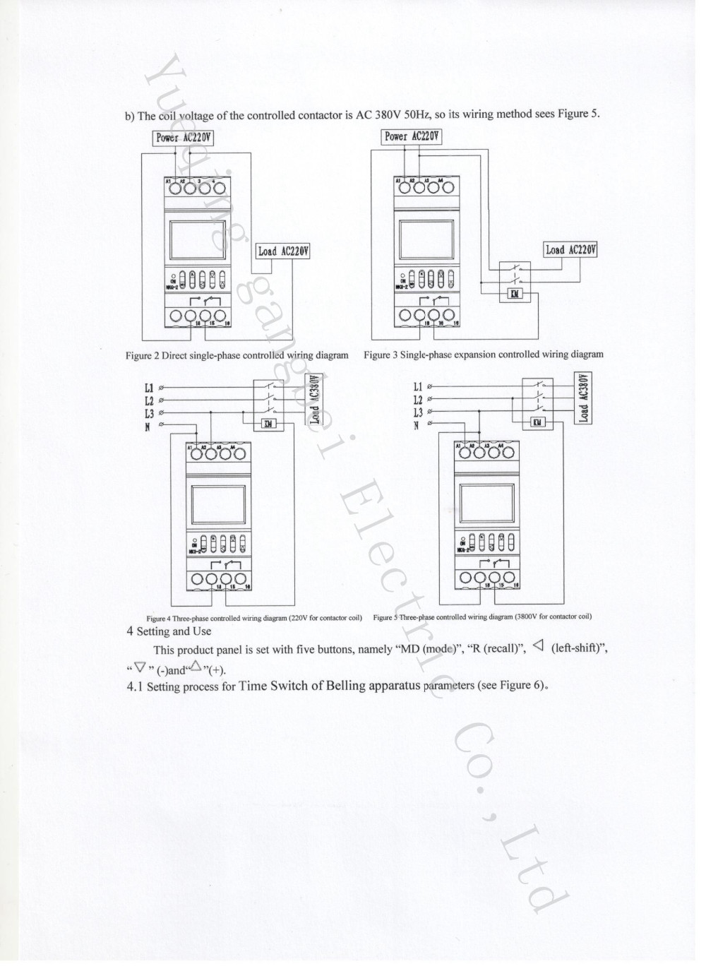 Online Shop Nkg4 Automatic School Bell Controller. Nk44444 Nk444441. Wiring. School Bell Wire Diagram At Scoala.co