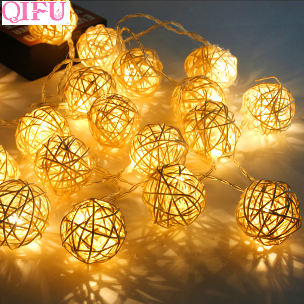 Merry Christmas Led Lights White Christmas Decorations For ...