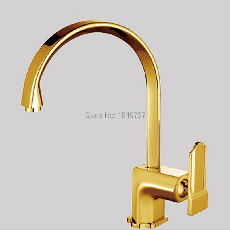 5 Year Warranty High Quality 100% Solid Brass New Arrival Patent Design Style Single Hole Single Handle Kitchen Sink Mixer Taps