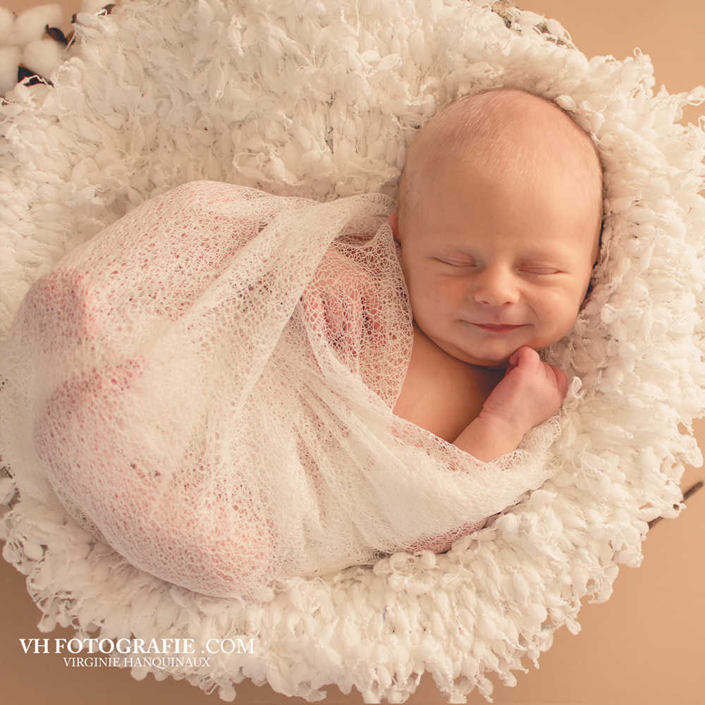 160x50cm newborn photography wraps soft gauze thin breathable photo shooting blankets newborn swaddle baby photography props