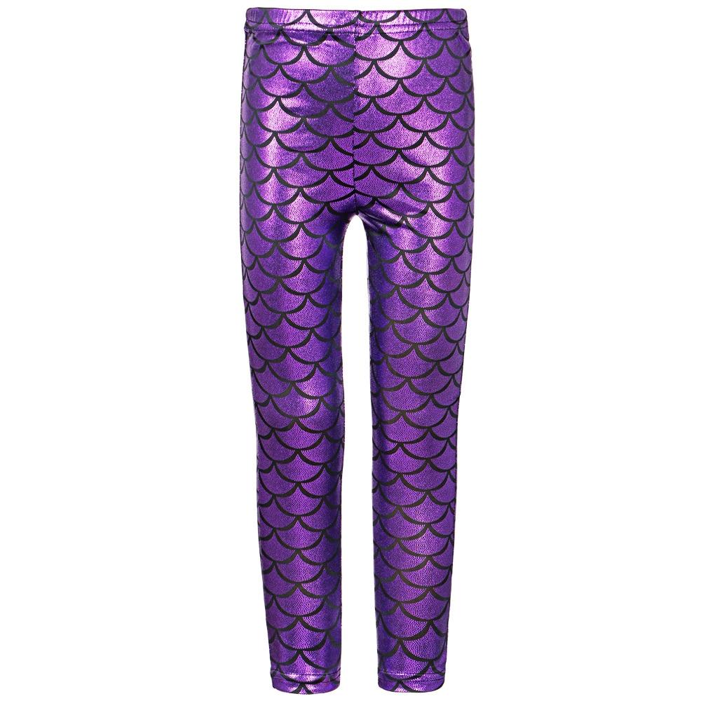 BAOHULU Nove djevojke Sirena Stil Duge hlače Ljeto Moda Bling Bling - Karnevalske kostime