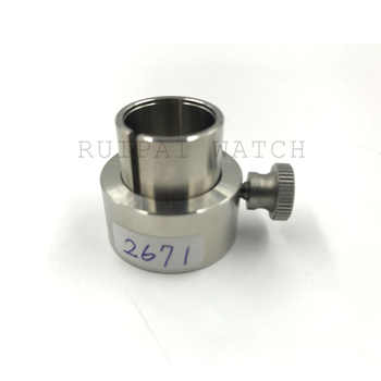 Free Shipping 1 Set 2836/2671/7750/E2000 Stainless Steel Watchmakers Watch Movement Holder