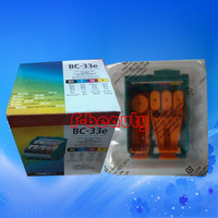New Original BC 33e 33e Print Head Compatible for Canon S400 BJC 3000 c100 Printhead with ink cartridge