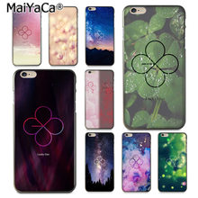 MaiYaCa Kpop exo Lucky one Top Detailed Popular Case for iPhone 8 7 6 6S Plus X XS XR XSMax 10 5 5S SE Coque Shell(China)