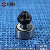 5 PCS KR35 CF 16 Cam Follower Needle Roller Bearing CF16