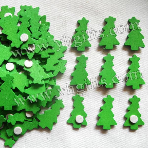 1000pcslotwood Christmas Tree Stickerskids Toysscrapbooking Kit