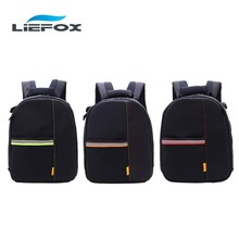 Hot Sale Digital SLR Camera Bag For Sony Canon Nikon Small Compact Backpack Video Photo Bags for Camera 3 Colors