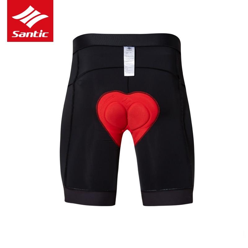 Pantallona të shkurtra çiklizmi për burra Sportet e poshtme të - Çiklizmit - Foto 4