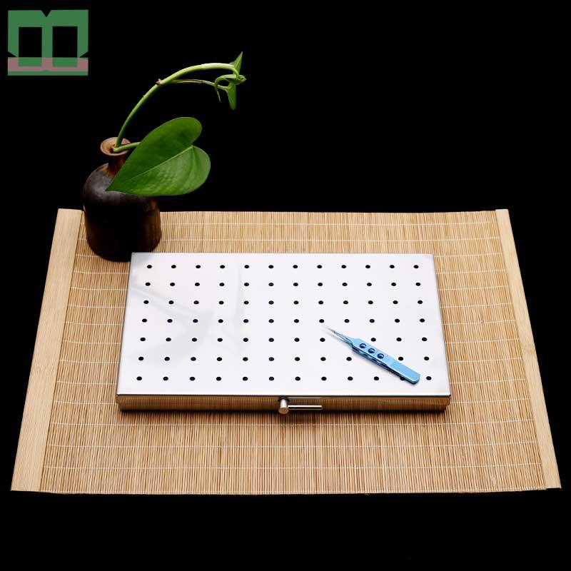 caixa de esterilizacao para instrumentos cirurgicos medicos 01