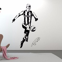 Football Star Wall Decal Antoine Griezmann Soccer Vinyl Sticker Home Bedroom Decor Player AY1501