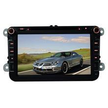 Quad Core VW Android 4.4 For VW Passat for Golf Jetta Polo Magotan Bora Touran Passat Eos Car DVD Player GPS Navigation Radio Pc