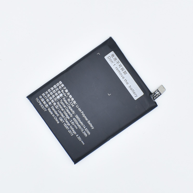 Hekiy 100% New Original BL-234 BL 234 BL234 Battery For Lenovo P70 P70t P70-T Recharge Replace Mobile Cell phone Accumulator image