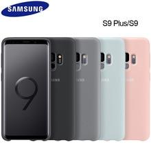 Samsung S9 plus, силиконовый чехол, задняя крышка,, g9650, 9500, силиконовый защитный чехол для камеры, мягкий, анти-износ, защитный чехол