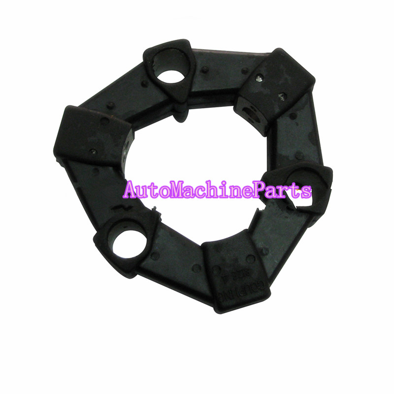 New Flexible Rubber Coupling 4A Construction Machinery Parts new flexible