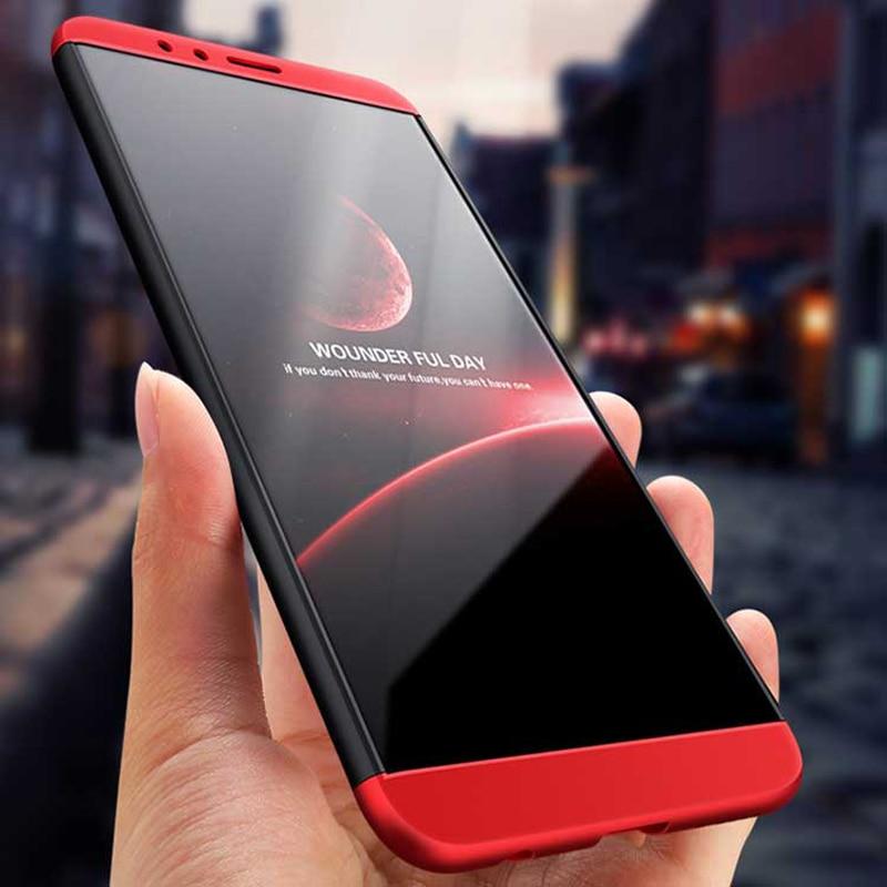 Для Huawei Honor 7x чехол honor7x Роскошные 3 в 1 360 всего тела Защитный PC САППУ твердый переплет чехол для Huawei Honor 7x