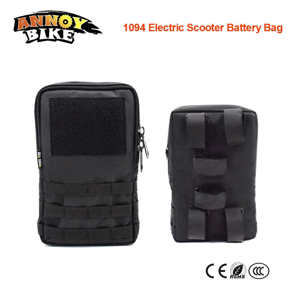 сумка для велосипеда велосумка велосипедная сумка для литиевой батареи сумка электрический скутер передний луч прочный водостойкий Элект...