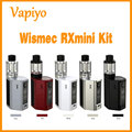 New Original Wismec Reuleaux RXmini Kit 80W Box MOD Vape 2100mAh Battery RX mini Reux Mini with 2ml Atomizer Tank