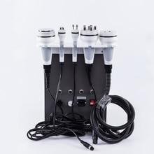 лучшая цена 5 in 1 Laser Slimming Ultrasonic Liposuction Cavitation Machine  Weight Loss Slimming lipolaser Cavitation For Sale