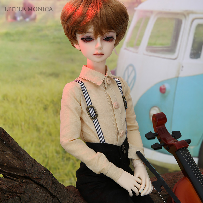 New Arrival Littlemonica LM Little Kliff 1 4 Resin Body Model Boys High Quality Toys Girls