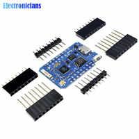 WeMos D1 Mini ESP8266 WIFI módulo Pro 16M Bytes antena externa Contor ESP8266 WIFI IOT desarrollo Micro USB