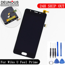 New For Wiko U Feel Prime LCD Display+Touch Screen Digitizer