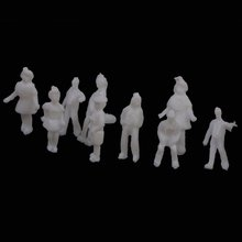 WOTT Best Sale Model People Figures Scale 1:200 Pack of Appr