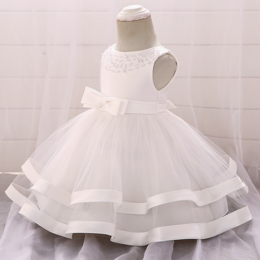 604ab7aa6a084 ٩(^‿^)۶ Popular lace baby girl baptism dress and get free shipping ...
