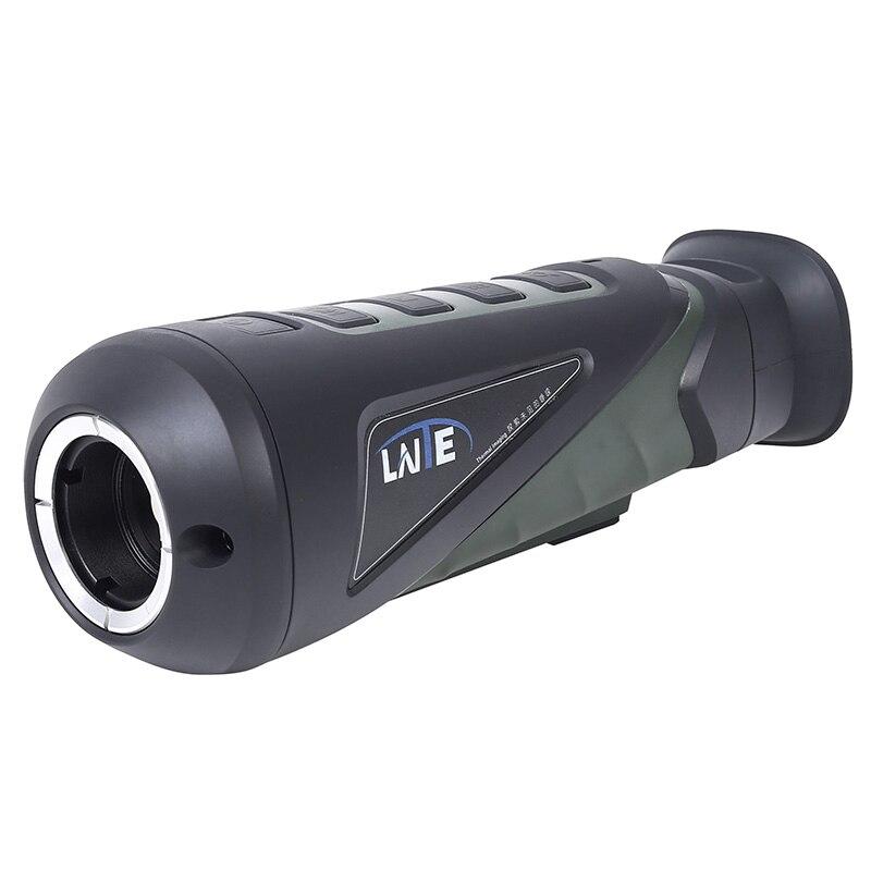 Vision nocturne infrarouge optique d'imagerie thermique de chasse monoculaire avec fonction de télémètre de poursuite de Hotspot - 2