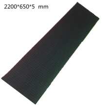 NEW 2200*650*5mm Surfboard deck pad daimond line FR EVA Deck grip 3M adhesive  sup deck pad in surfing