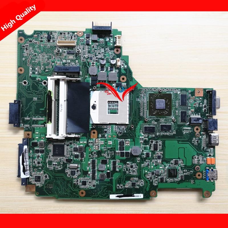 N61JA REV2.1 MAIN BOARD FIT For ASUS N61JA Notebook Motherboard ( support i5 Processor) ok
