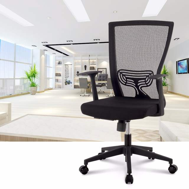 Swivel Chair Office Warehouse Brumby Company Online Shop Langria De 360 Degree Game Placeholder Ergonomic Mid Back Mesh Executive Computer
