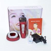 3 Mhz Siêu Âm Mặt Facial Massager Beauty Da Chăm Sóc Sức Khỏe Mặt Thang Máy Siêu Âm Ion Cleanser Làm Trắng Chống Mụn Vẻ Đẹp Thiết B