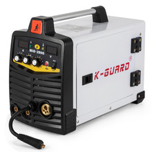 MIG 280A IGBT Inverter Welder MIG&MMA 2 in 1 Portable Welding Machine dekopro mka 200 200a 4 9kva ip21s inverter arc mig 2 in 1 electric welding machine w replaceable welding gun mma welder