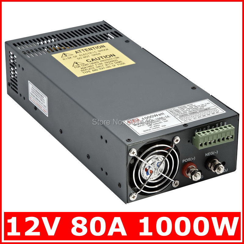 factory direct electrical equipment & supplies power supplies switching power supply s single output series scn 1000w 12v Factory direct> Electrical Equipment & Supplies> Power Supplies> Switching Power Supply> S single output series>SCN-1000W-12V