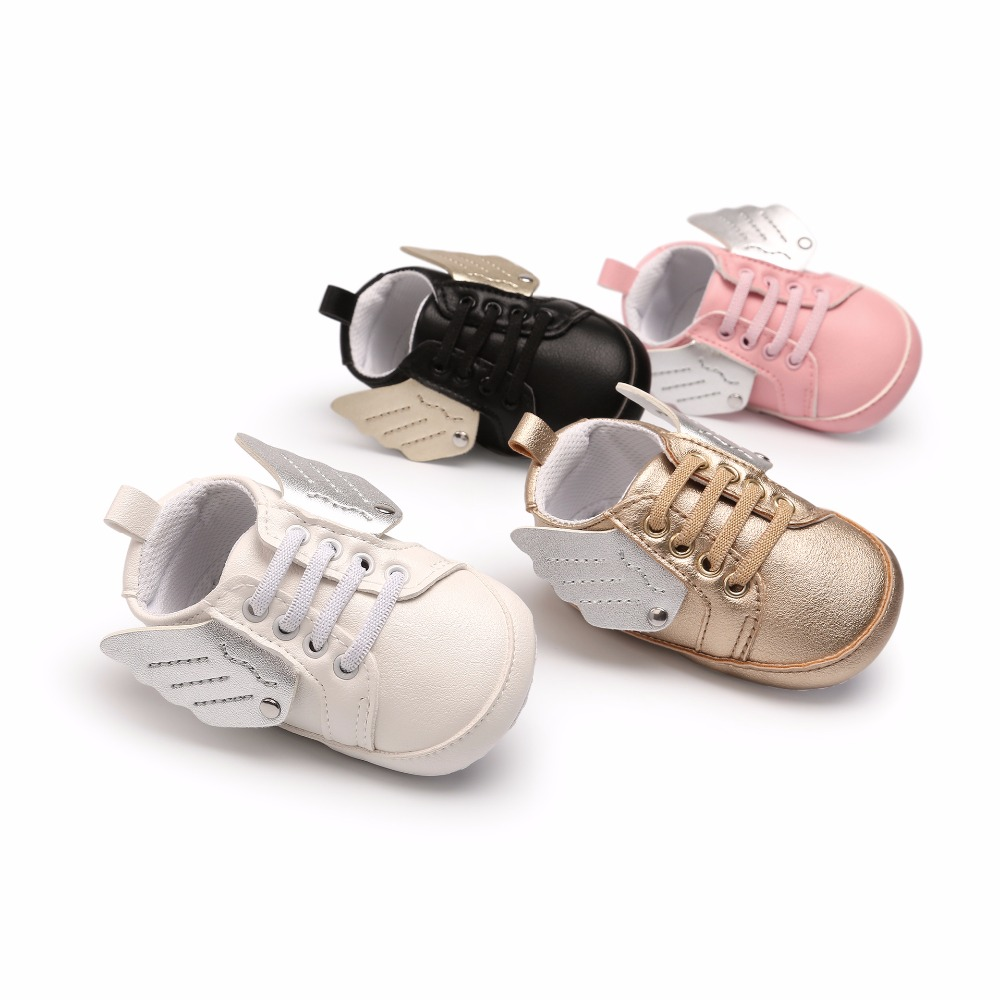 Persevering Baby First Walkers Cute Baby Shoes Soft Bottom Non-slip Toddler Shoes For Baby Girls Baby Shoes First Walkers