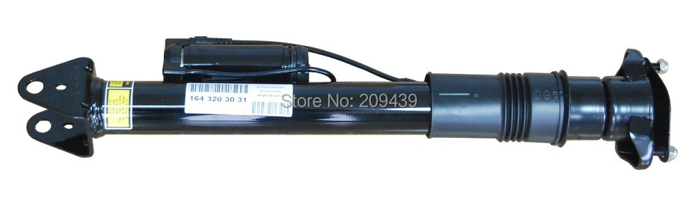Mercedes M Class W164 ML GL X164 Rear shock absorber with ads Brand New - 1643200731,1643202031,1643202731,1643203031