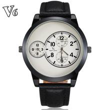 V6 V0171 Fashion Men Quartz Watches Sport Watches Casual Luxury Watches Relogio Relojes Clock Hours Dress Watches
