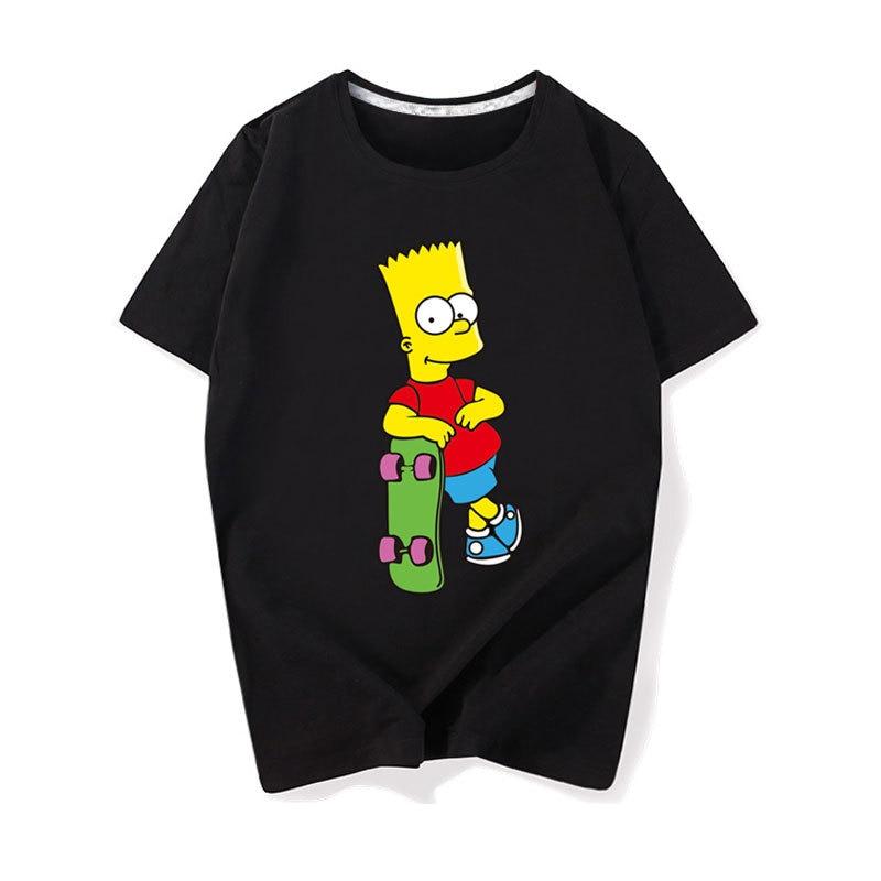 T  -  shirts   men women summer top harajuku cotton tee man hip hop letter casual   t     shirt   men clothes fashion funny tshirts