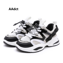 AAdct 2019 running sports kids shoes for girls spring autumn new fashion boys shoes sneakers Mesh student children casual shoes цена 2017
