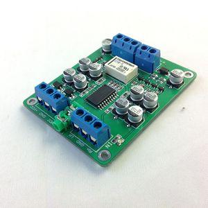 Dual 5V to Dual 15V HiFi TPA6120 Audio Headphone Amplifier Board DAC Module DIY
