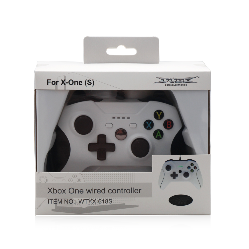 New Gamepad Joystick + Cable for Windows Xbox one USB Wired ...