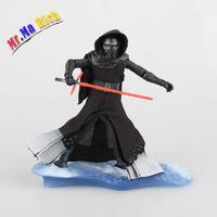 Star War La Forza Risveglia Kylo Ren Figura Starkiller Base Black Knight Darth Vader Imperial Stormtrooper