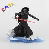 Star War La Forza Risveglia Kylo Ren Figura Starkiller Base Black Knight Darth Vader Imperial Stormtrooper